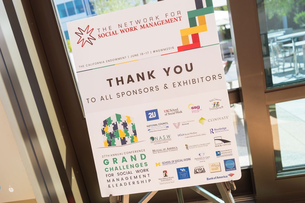 NSWM Conference 2016 Sponsors